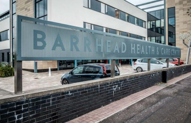 The Sandyford Clinic is based at the Barrhead Health and Care Centre
