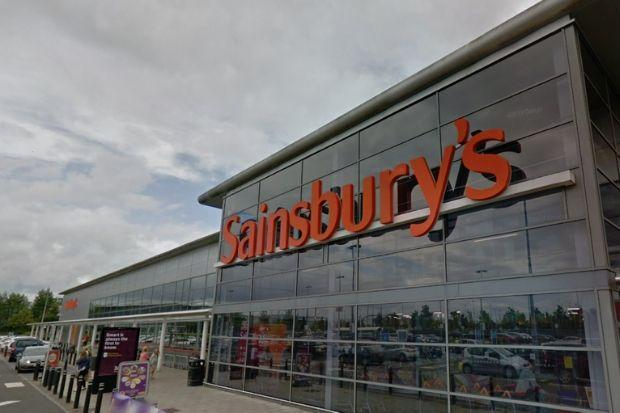 Sainsbury's have rolled out the scheme at their Braehead store