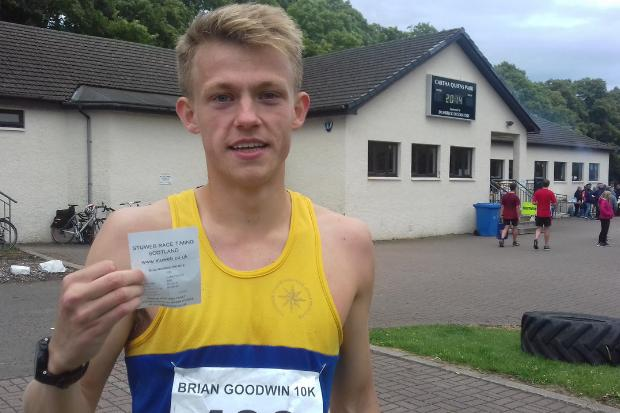 Scottish cross country athlete Luke Traynor tests positive for cocaine and faces ban