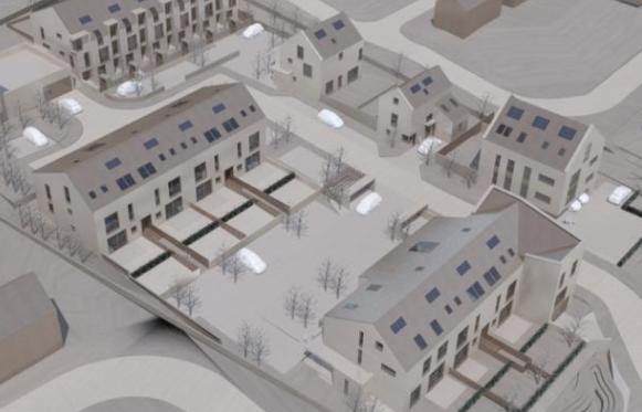 Plans unveiled for residential development