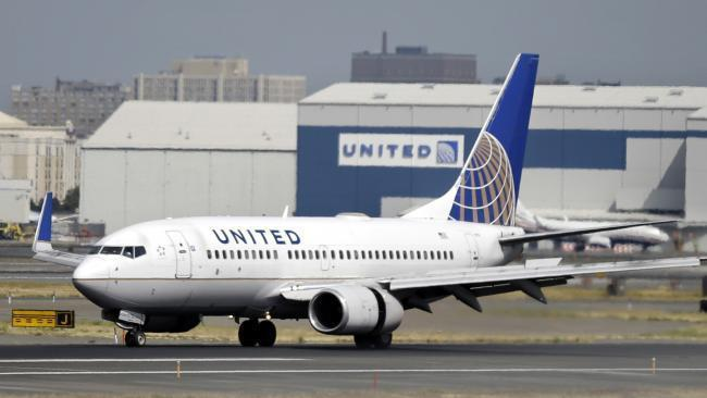 Two united Airlines pilots due in court for allegedly failing breath tests before US flight