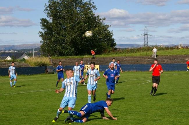 Below par Arthurlie dig in to secure 2-0 Cambuslang Rangers win