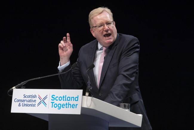 "MSP's stance on no-deal Brexit branded ""shameful"" by SNP rival"