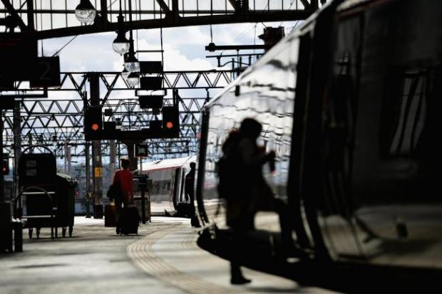 Life could be made easier for passengers from Glasgow Central to East Renfrewshire