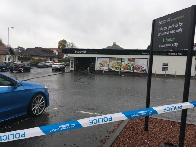 Police probe targeted overnight attack on two supermarkets