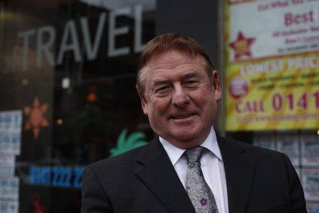 Barrhead Travel faces unfair dismissal claim from founder and former owner Bill Munro