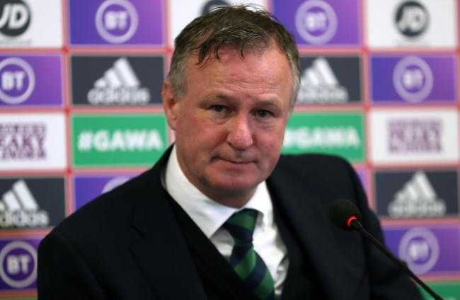 Michael O'Neill admitted to a sense of anti-climax after a 0-0 draw with Holland