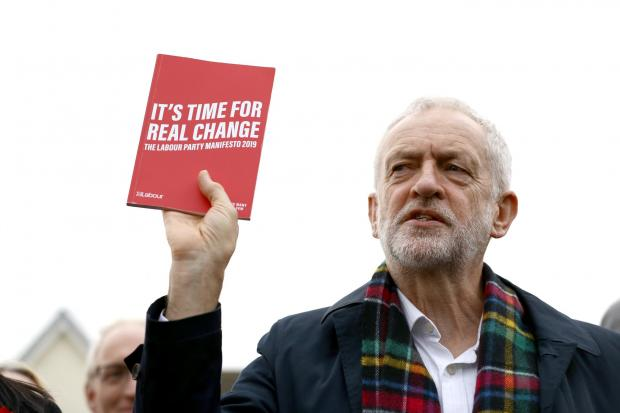 Barrhead News: Labour leader Jeremy Corbyn unveiled an ambitious manifesto ahead of the General Election