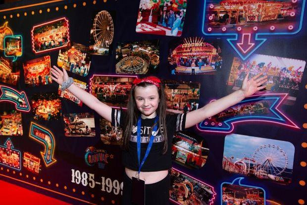 Ava O'Reilly has been named as an official ambassador for the IRN-BRU Carnival