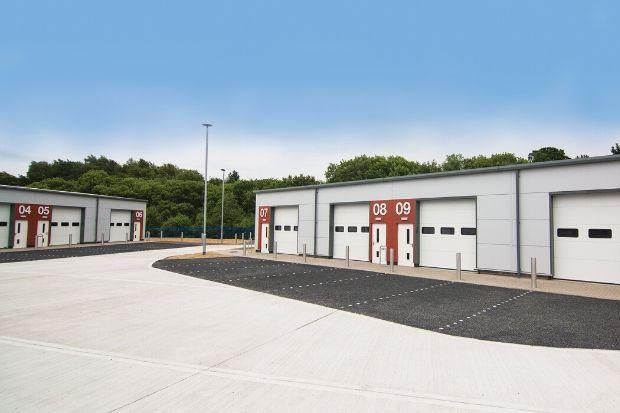 Crossmill Business Park, in Barrhead, is one of the projects to benefit from City Deal funding