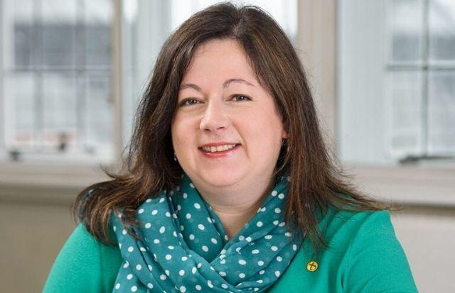Kirsten Oswald MP has a new front-line role with the SNP