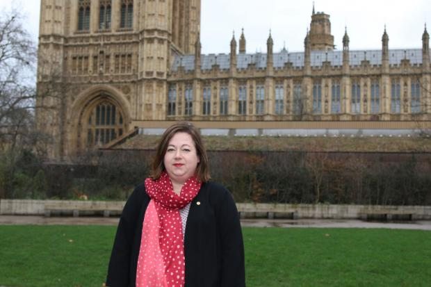 Barrhead News: East Renfrewshire MP Kirsten Oswald