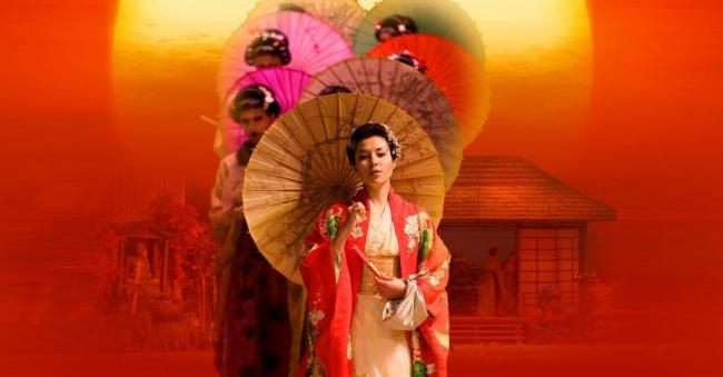 Ellen Kent's production of Madama Butterfly will be at the Pavilion next month