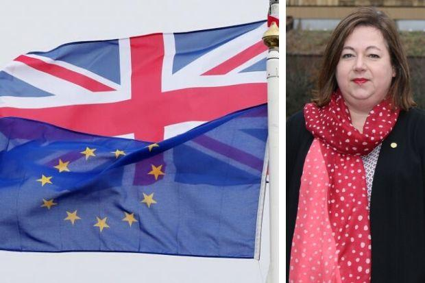 East Renfrewshire voted to reject Brexit