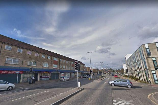 Main Street, Barrhead, will be hit by four weeks of roadworks