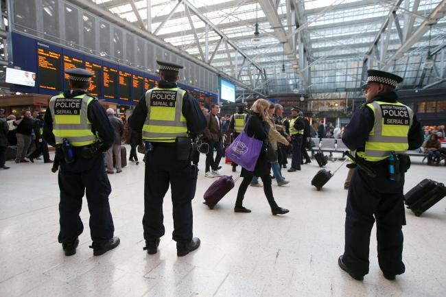 The woman was sexually assaulted within central station