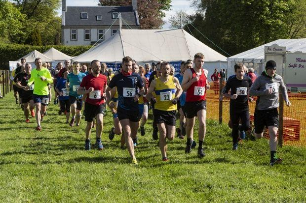 The 2019 Neilston PadRace attracted 50 runners of all ages