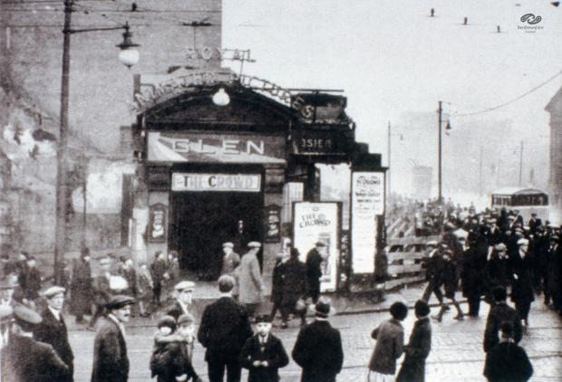 Barrhead News: Kerry is working on a tribute to victims and survivors of the Glen Cinema disaster