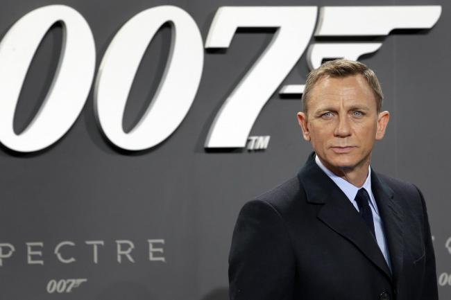 Who will take over as James Bond after Daniel Craig?