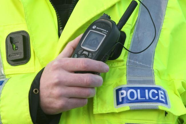 Driver dies after road crash in Barrhead