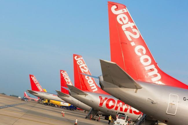 Jet2 cancelled all flights in March following the Covid-19 outbreak
