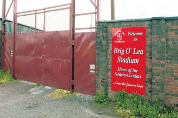 Neilston consider dropping Juniors from name