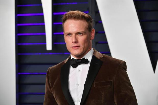 Barrhead News: Sam Heughan