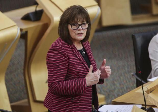 Barrhead News: Health Secretary Jeane Freeman