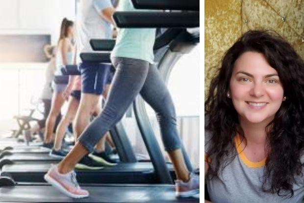 Stephanie shares her thoughts on the reopening of gyms and fitness centres