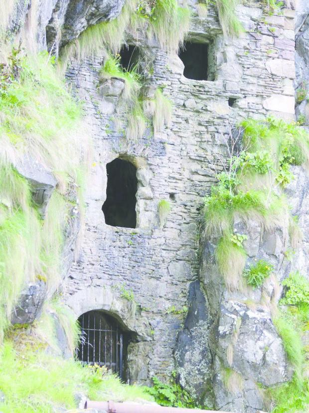 Barrhead News: Caves at Culzean Castle. Picture: National Trust for Scotland