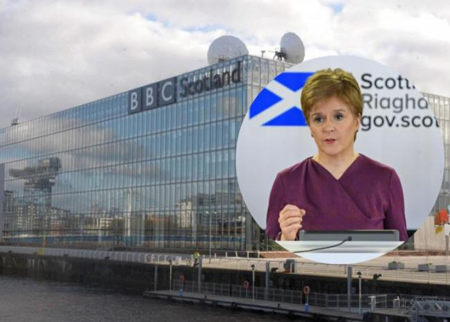 BBC Scotland vow to show Covid briefings on TV next week following backlash