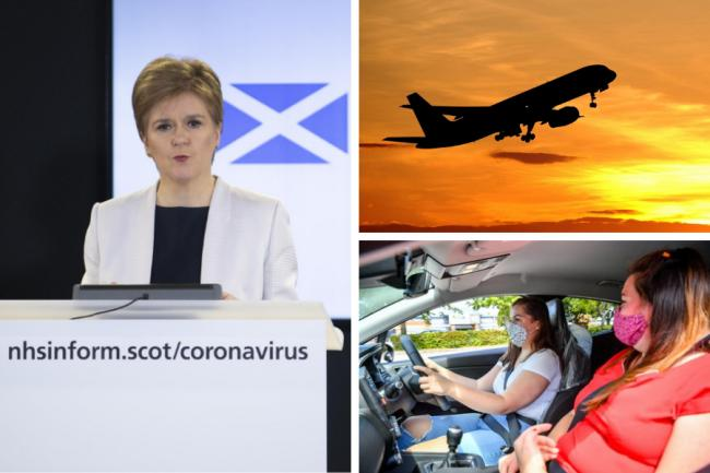 What Scotland's new lockdown rules mean for travelling and staycations