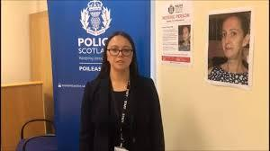 Barrhead News: Detective Chief Inspector Suzanne Chow