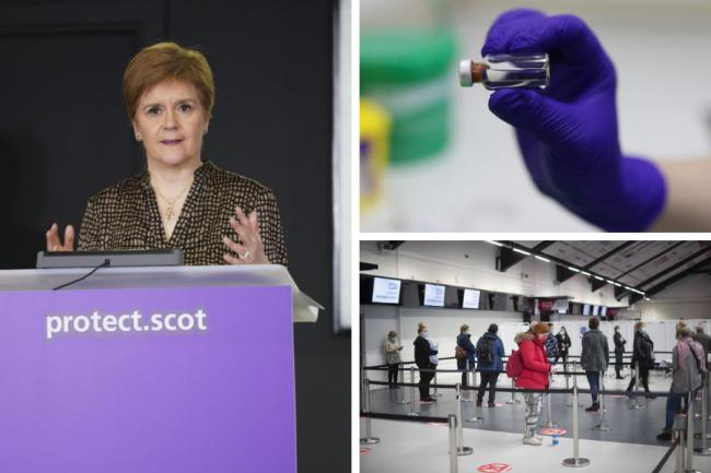 Scottish Government to 'look into' 24/7 vaccination centres for faster jab roll-out