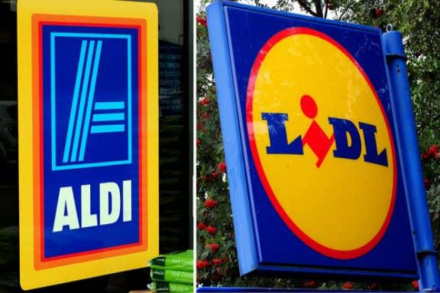 Lidl and Aldi middle aisles: Best deals. (PA)