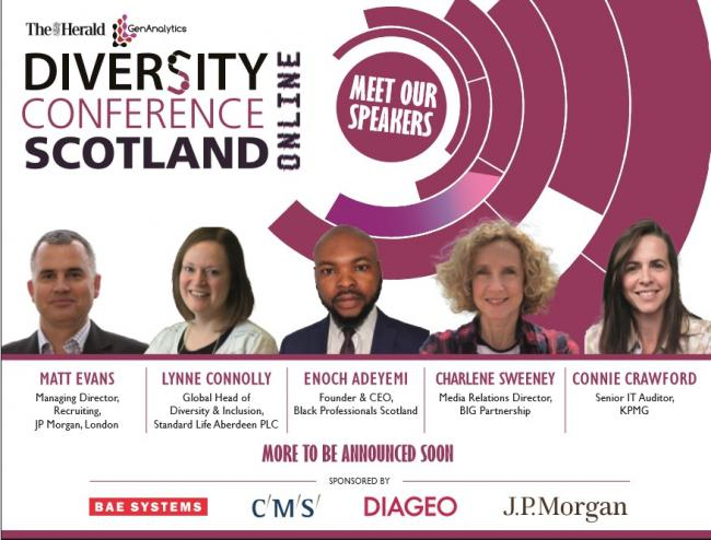 The Herald & GenAnalytics Diversity Conference 2021