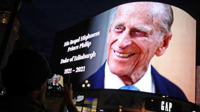 Prince Philip 'National mourning period' rules — from public gatherings to minute silence