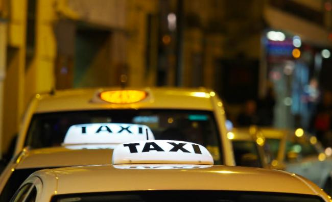 The past year has been a tough time for the taxi trade