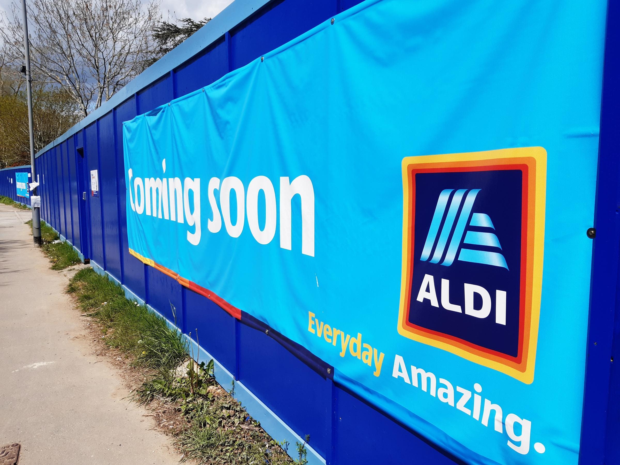 Supermarket Aldi to open new store in East Renfrewshire