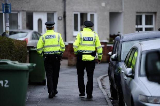Here's how many Covid fines police handed out in your area this week