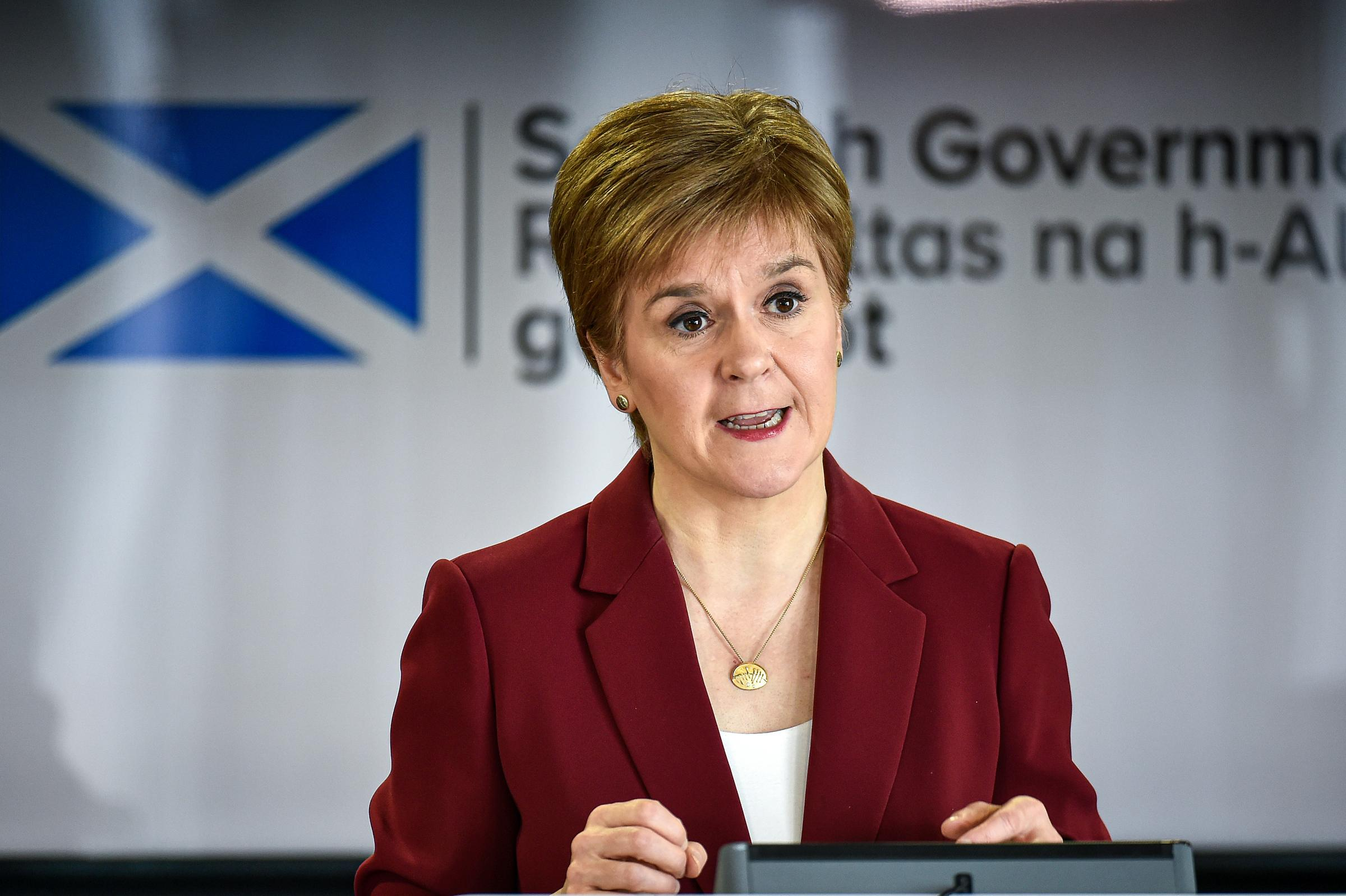 Nicola Sturgeon Covid update: What did First Minister say?