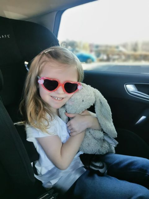 Barrhead: Mum's plea to find toy bunny lost outside Asda