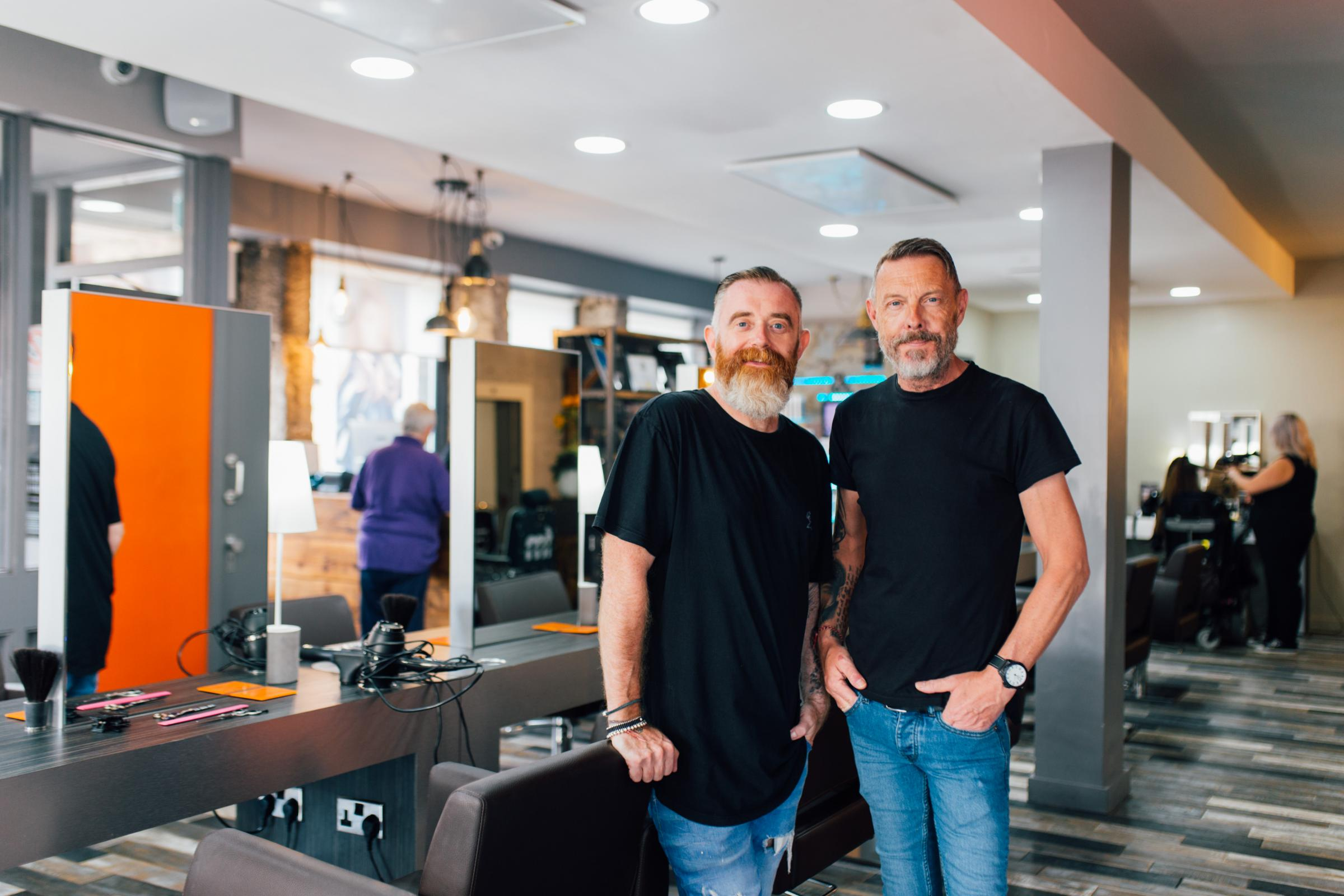 Barrhead: F&M Hairdressing celebrates 20th birthday