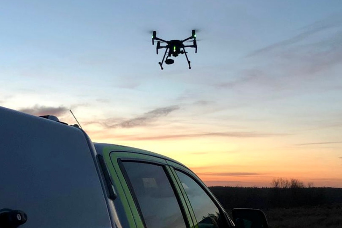 Police to fly drone to help tackle youth disorder in East Renfrewshire this weekend