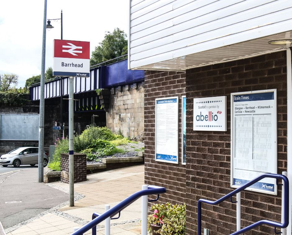 Barrhead and Neilston commuters are feeling the squeeze