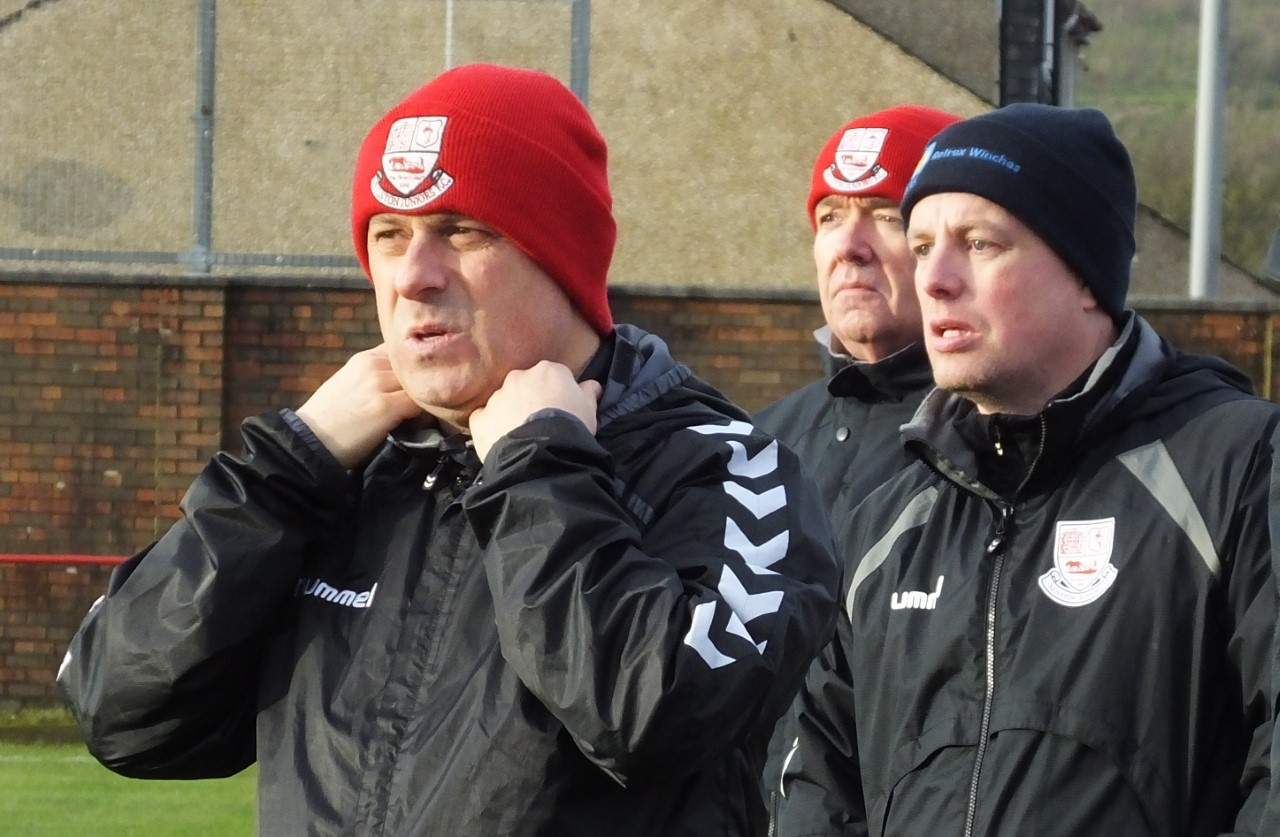 Neilston co-manager Martin Campbell has backed his team to upset the odds in the league this season