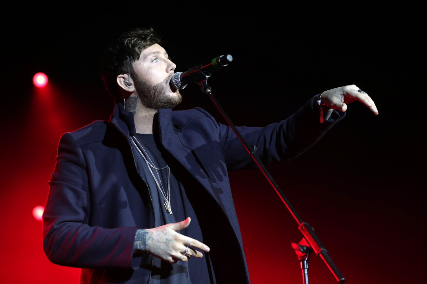 James Arthur has a little gift to put under your tree...