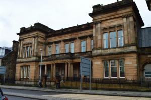 Adam Gray was jailed at Paisley Sheriff Court