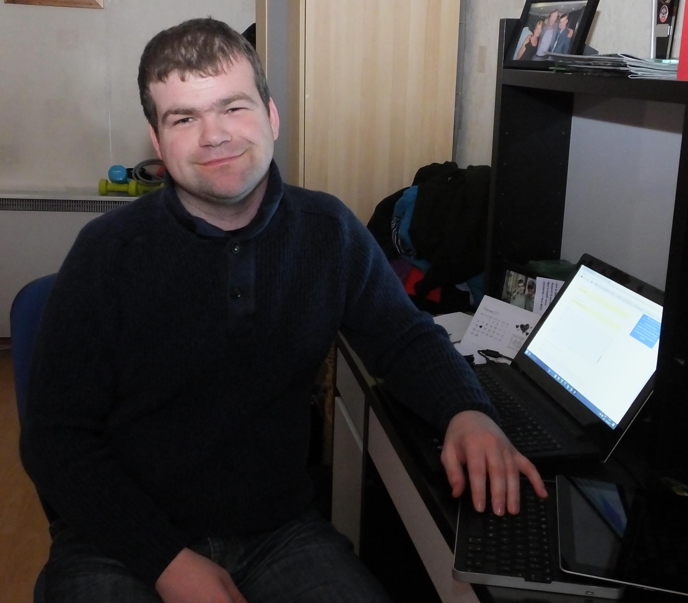 ERDA chairman Michael McEwan