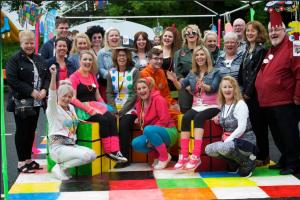 BHA celebrated its 30th anniversary with a fun day last year